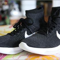 Der 'LunarEpic Flyknit' von Nike im Praxistest.