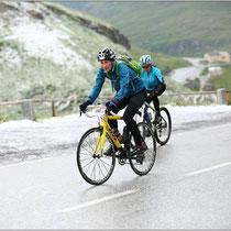 Sue bei der Bike Challenge. Bildquelle: Sportograf.com