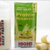 Susanne, Frank und Steffen haben das 'High5 Protein Recovery' ausprobiert.