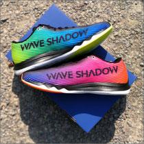 Der 'Wave Shadow 4' von Mizuno im Test...