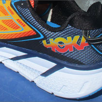 HOKA ONE ONE-Modell 'Clifton 3' im Test.