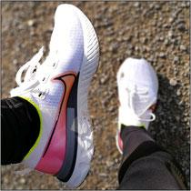 Der 'Nike React Infinity Run Flyknit' im Test...