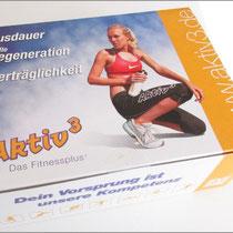 Sporternährung & Körperpflege! Die Bestseller-Box von Aktiv³ im Kurztest.