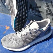 Der 'PureBoost DPR' von adidas im Test.