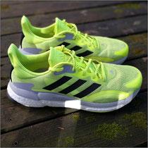 Der 'Solarboost 3' von adidas im Test...