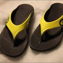 'Recovery Footwear' von OOFOS im Test.