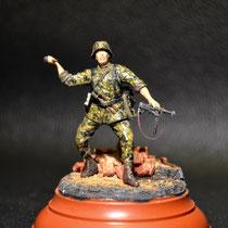 1. Figur - WSS Infanterist