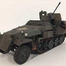 Sd. Kfz. 251/17 Aus. C - 2cm Fflak