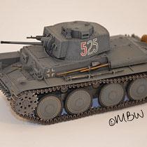 Panzerkampfwagen 38(t) - 1:35