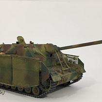Jagdpanzer IV - Zwischenlösung 1:35