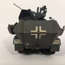 Schützenpanzerwagen Sd.Kfz. 251 mit FlaK