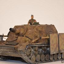 Sturmpanzer IV - Brummbär - 1:35