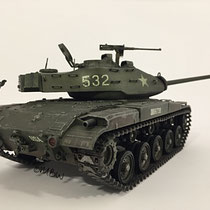 M41 Walker Bulldog - 1:35