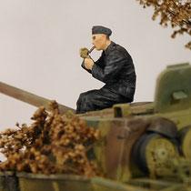 Jagdpanzer IV - 1:35 Modell
