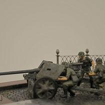 3,7-cm-PAK 40 - Tamiya