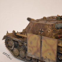Sturmpanzer IV - Brummbär