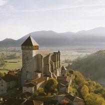 Saint Bertrand de Comminges est classé parmi les plus beaux villages de France! A 15 mn du gite
