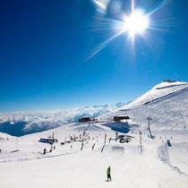 ski de piste a Saint-Lary (40mn du gite)