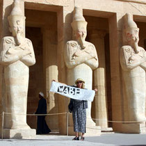 Hatschepsut Tempel (Ägypten)