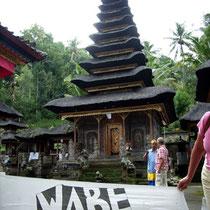 Familie Kießling auf Bali