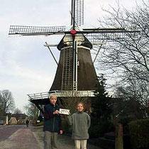 Conny und Frieda in Dalen (Niederlande)