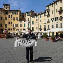 Stoffel in Lucca (Italien)