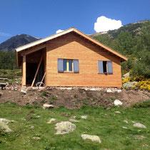 Cabane pastorale 2000m d'altitude - Réserve Naturelle de Mantet (66)