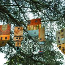 Jutta Briehn: Die Burg steht Kopf