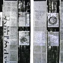 Schwarz-weisse Geschichten (doppelseitig)