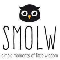 Eigenes Projekt *Dawanda-Shop SMOLW - simple moments of little wisdom* . 06/16