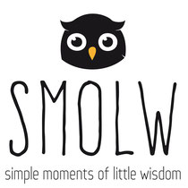 Eigenes Projekt *Dawanda-Shop SMOLW - simple moments of little wisdom* . 06/16