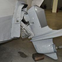 Repartur Z-Antrieb