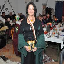 Die Pilgrimsin Renate in Erwartung Ihrer Ernennung zur Edlen