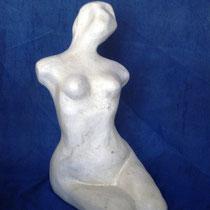 Quail Woman - Ton - 24x12