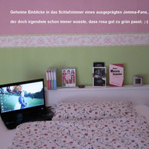 Pink fits Green - Addicted Jemmafan Room