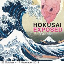 HOKUSAI in London |Cross Culture Holdings  クロスカルチャーホールディングス|松任谷愛介 Aisuke Matsutoya