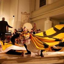 岩手県大槌町「虎舞」ロンドン公演|Cross Culture Holdings  松任谷愛介|