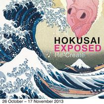 HOKUSAI EXPOSED 葛飾北斎|Cross Culture Holdings クロスカルチャーホールディングス|松任谷愛介  Aisuke Matsutoya