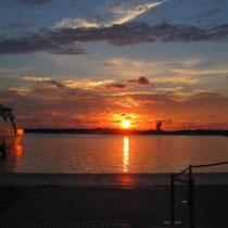 Sonnenaufgang in La Savina