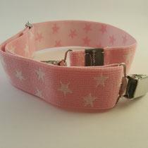 Kindergürtel Sterne rosa