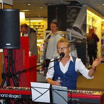 nicolas martin concert Fnac de Liège