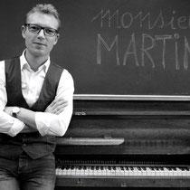 """nicolas martin """"Monsieur Martin"""""""