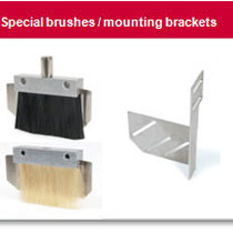 perma lubrication lubricator accessories chain special brushes