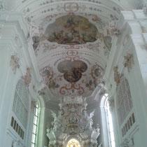 Fertiggestellter Chor Ave Maria Deggingen