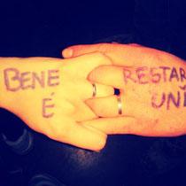 Restare uniti Lina e Giuseppe