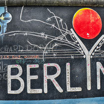 East Side Gallery - Berlin 2013 N°8