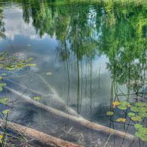 Bacina Lakes - Kroatien