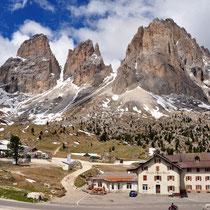 Stellajoch / Italien - Südtirol