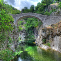 Pont du Diable - Ardêche/Südfrankreich