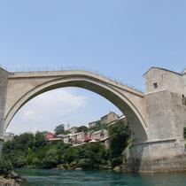 Mostar - Bosnien 2007